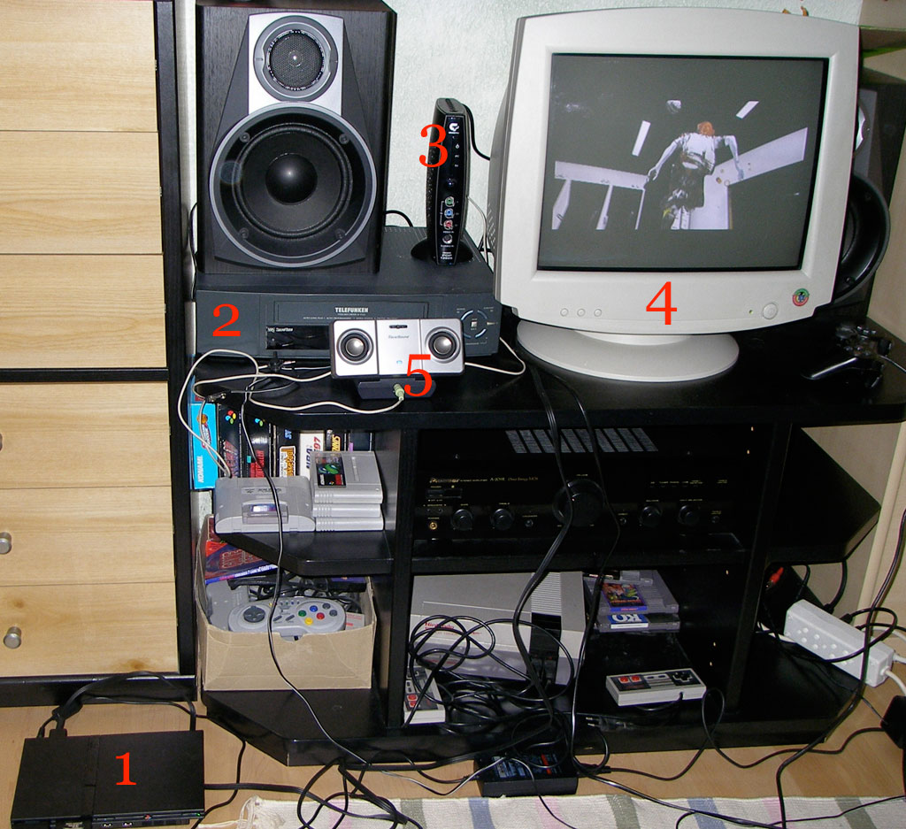 PlayStation 2 Setup